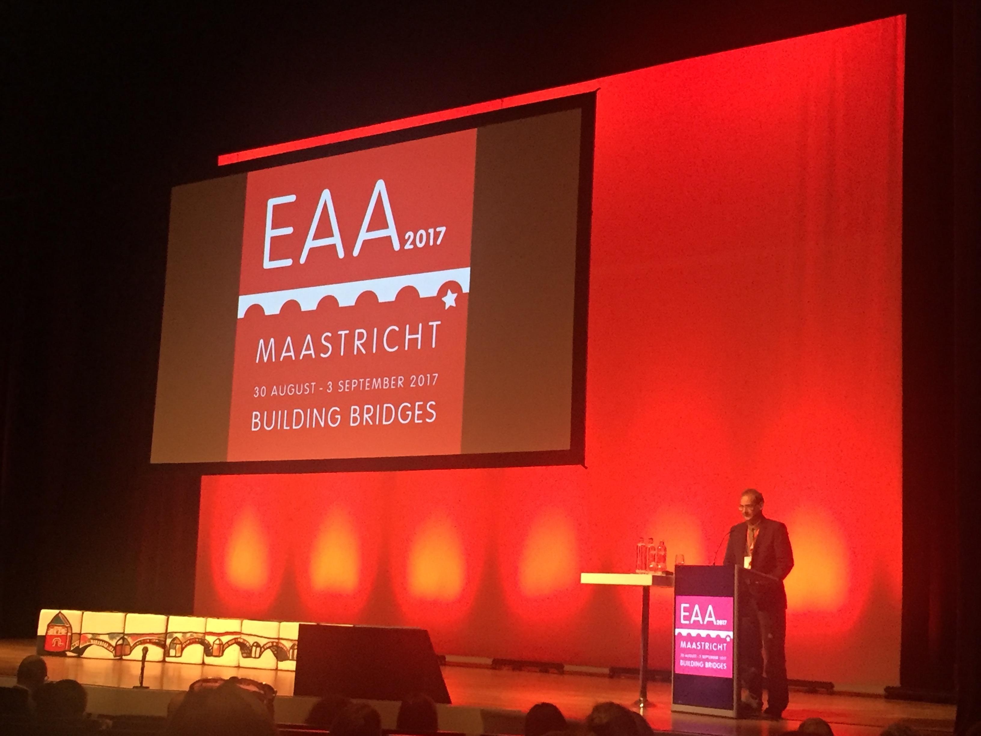 Reflexiones después de la reunión anual de la EAA Maastricht 2017