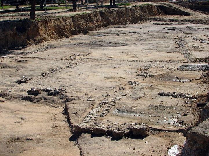 Convocatoria de Grupo de Trabajo sobre el Yacimiento romano de Carabanchel