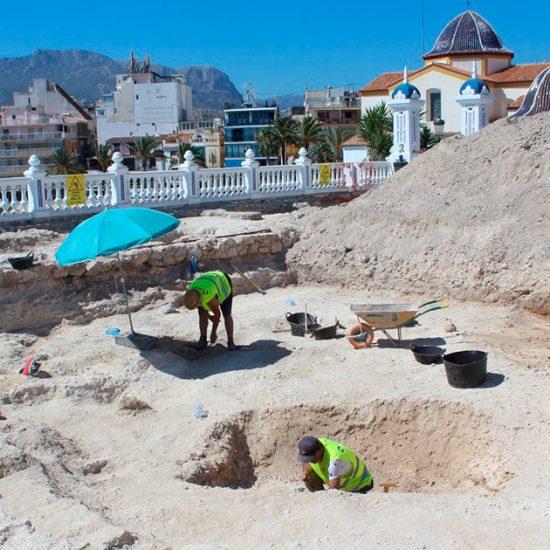 Un 55% de los arqueólogos está sin trabajo por la pandemia y las pérdidas suman 36 millones de euros