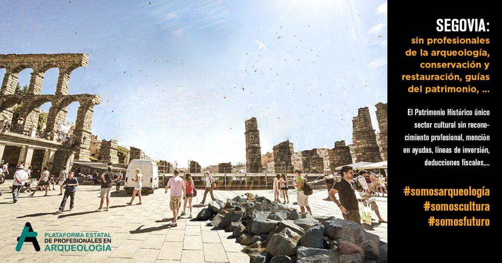 Segovia sin acueducto