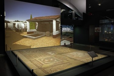 Yacimiento arqueológico de Carabanchel