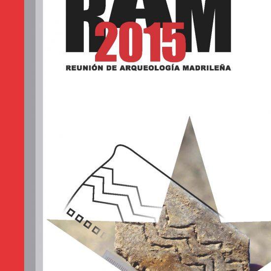 Reunión de Arqueología Madrileña 2015