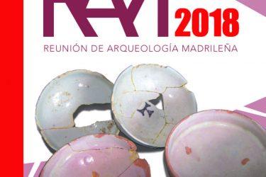 Reunión de Arqueología Madrileña 2018