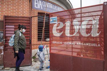 Apoyo al Espacio Vecinal Arganzuela (EVA)