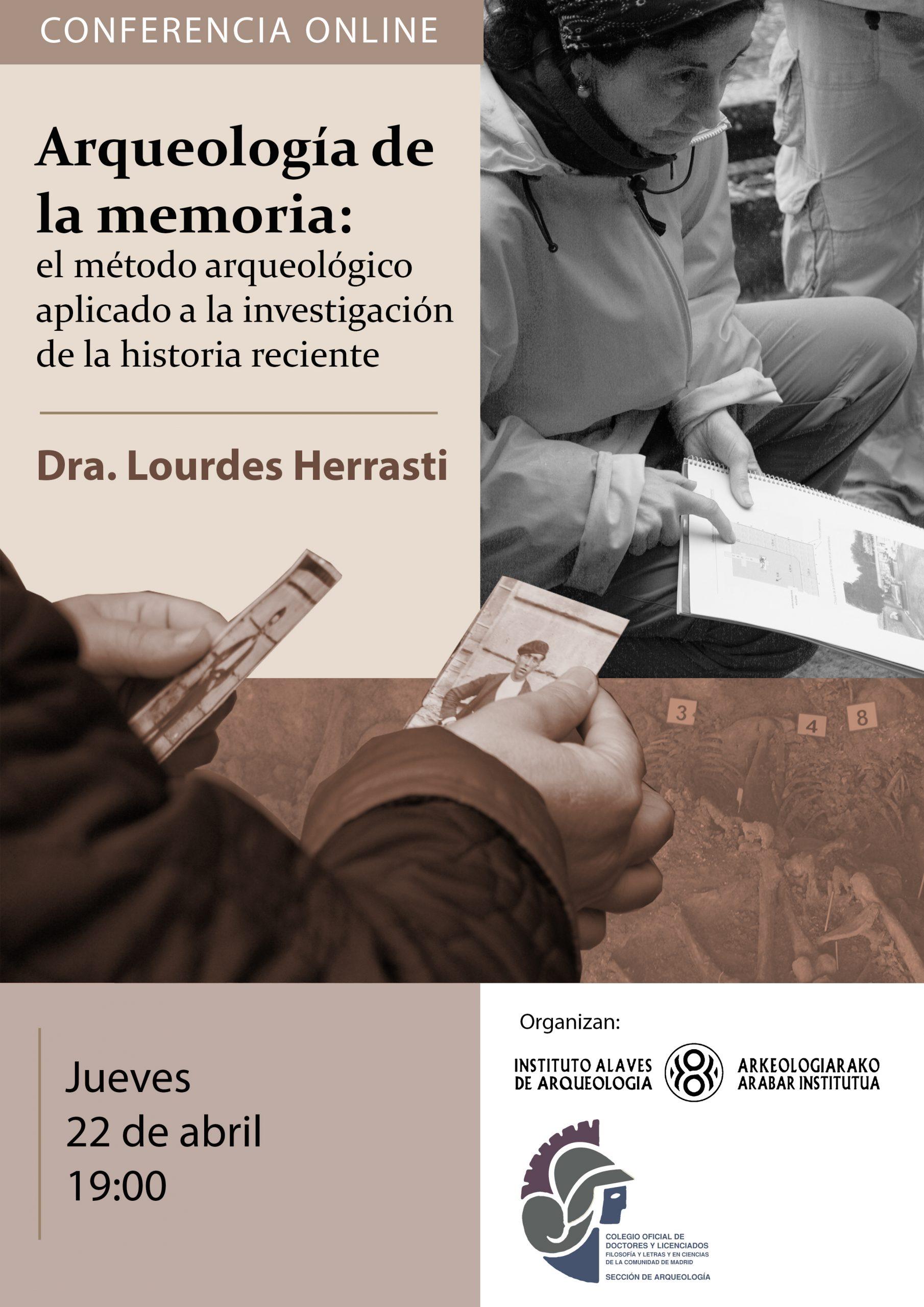 Arqueología de la memoria