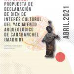 Portada informe declaración BIC yacimiento Carabanchel